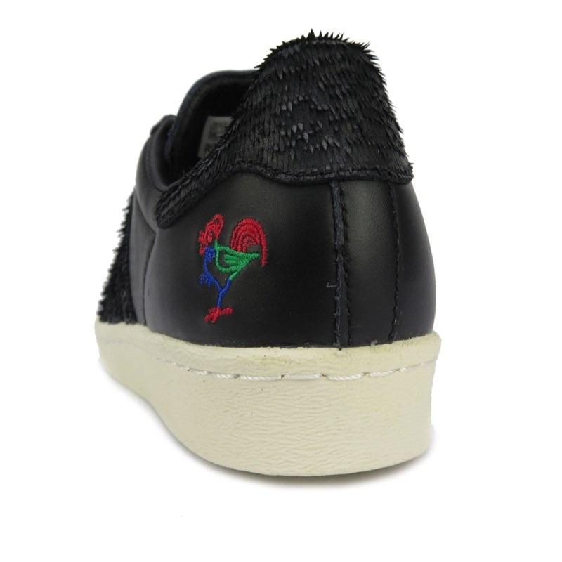 online store b74c8 59f2e tênis adidas superstar 80s cny blackwhite. Carregando zoom.