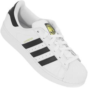 9683571cce2 Adida Superstar Star - Adidas Casuais no Mercado Livre Brasil