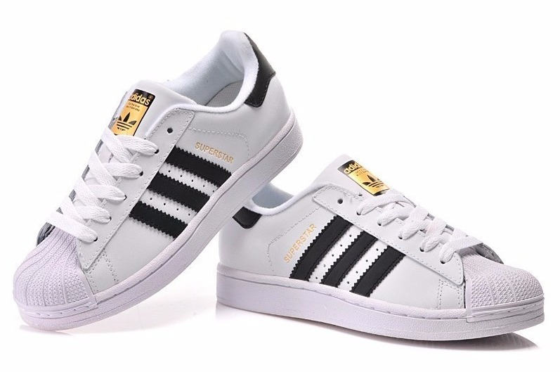 hot sale online bb164 95018 adidas superstar preto e branco
