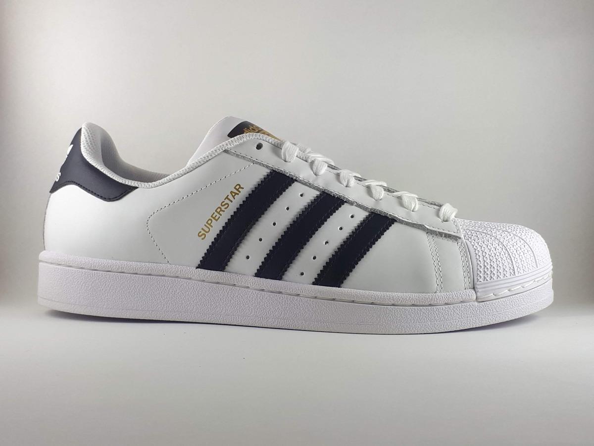 ebc97e45582 tênis adidas superstar branco e preto masculino. Carregando zoom.