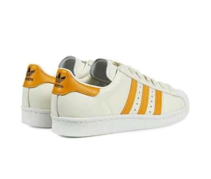0ef40c902 Tênis adidas Superstar Couro - Tamanho 40.5 (original) - R  497