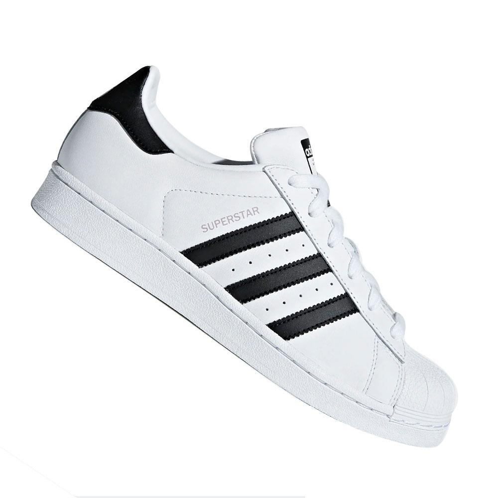 2360ea6481 tênis adidas superstar feminino branco preto cm8414 original. Carregando  zoom.