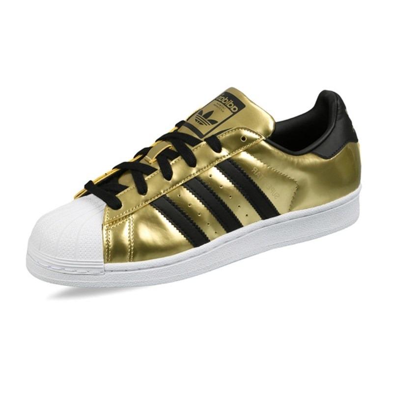 6de7175089 tênis adidas superstar feminino dourado. Carregando zoom.