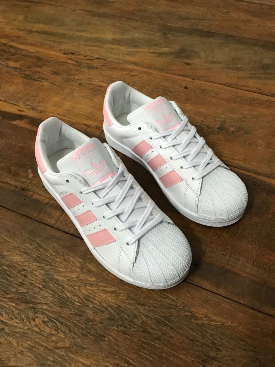 a7662fbd05 Tênis adidas Superstar Feminino