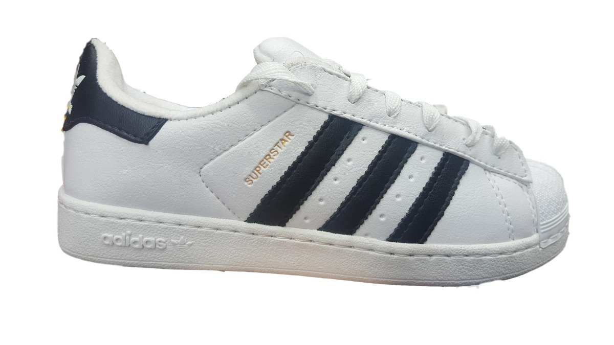 tênis adidas superstar foundation masculino
