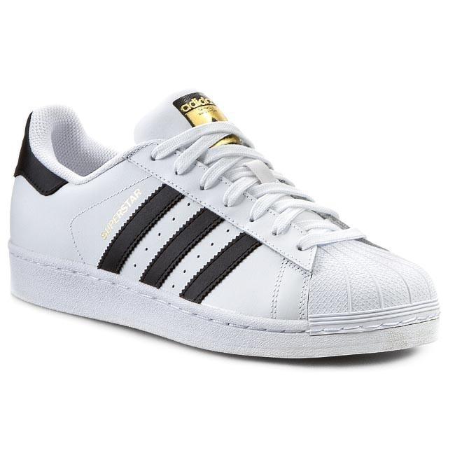 08354dbb06c Tênis adidas Superstar Foundation Original Feminino - R  229