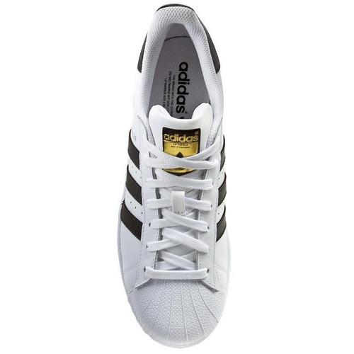 fb06079c04 Tênis adidas Superstar Foundation Original Unissex - R  229