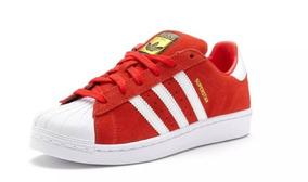 92ae56cecc Tenis Adidas Feminino Original Novo Superstar - Calçados