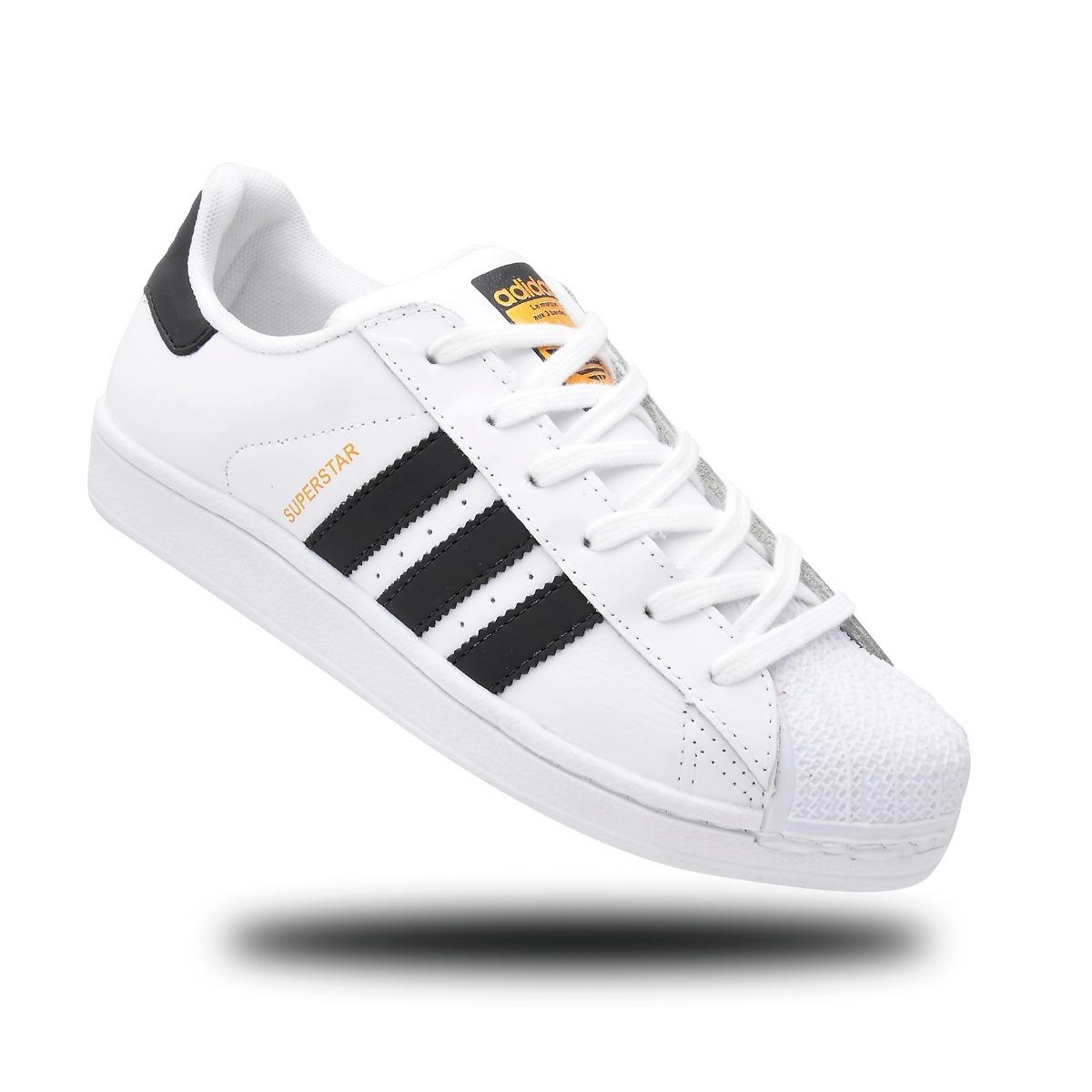 4e8d6147db tênis adidas superstar foundation unissex p  namorados. Carregando zoom.