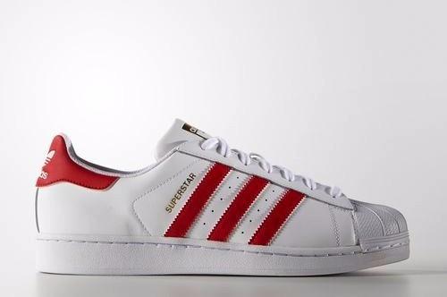 7dc5a3b9a2a ... discount code for tênis adidas superstar foundation vermelho original  95252 205c2