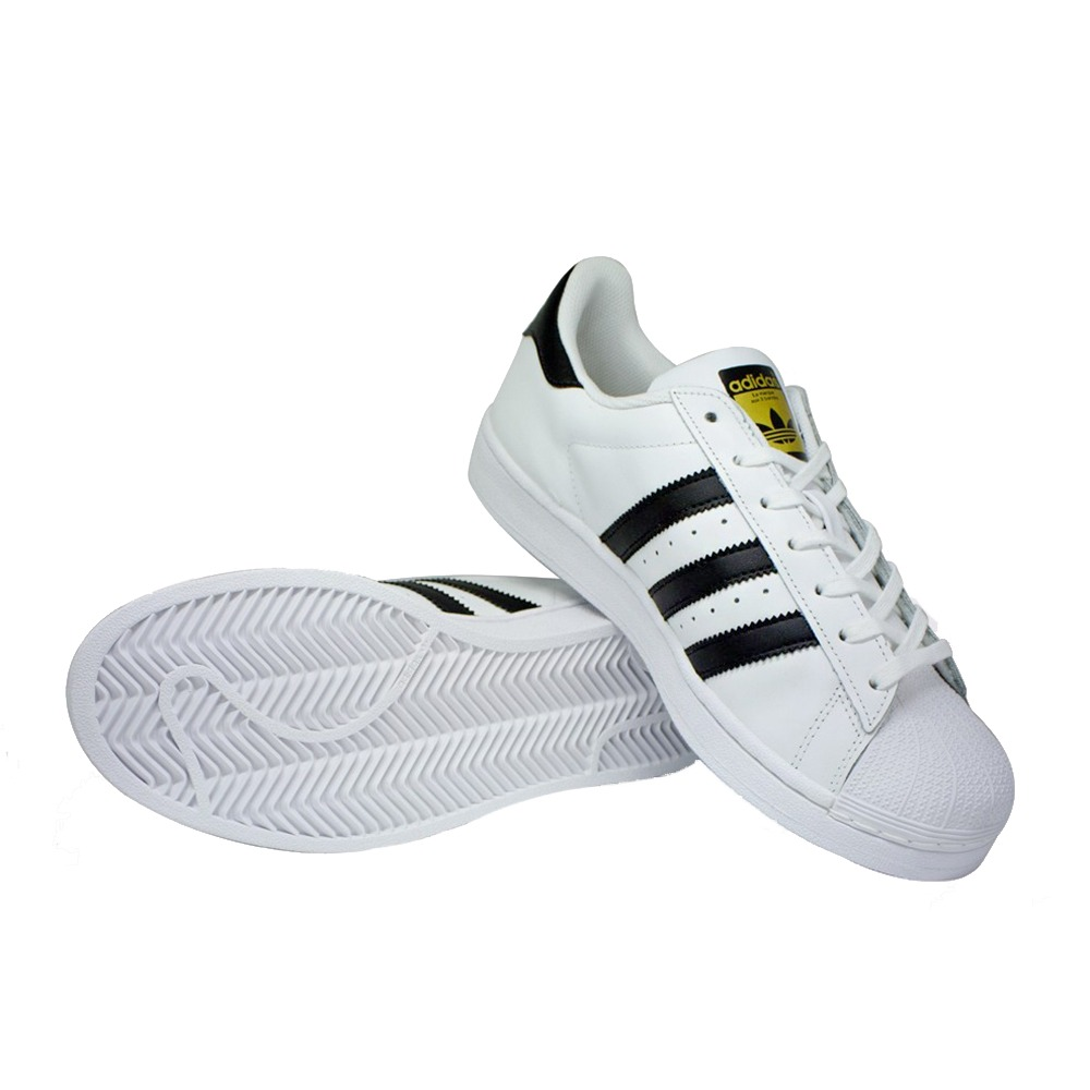7c1dbf54d85 tênis adidas superstar foundation - white black. Carregando zoom.