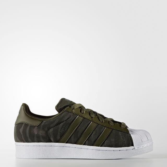 best website 8a7bb 8c756 ... where to buy tênis adidas superstar glitter mesh j verde musgo netfut  bd320 7d9bb