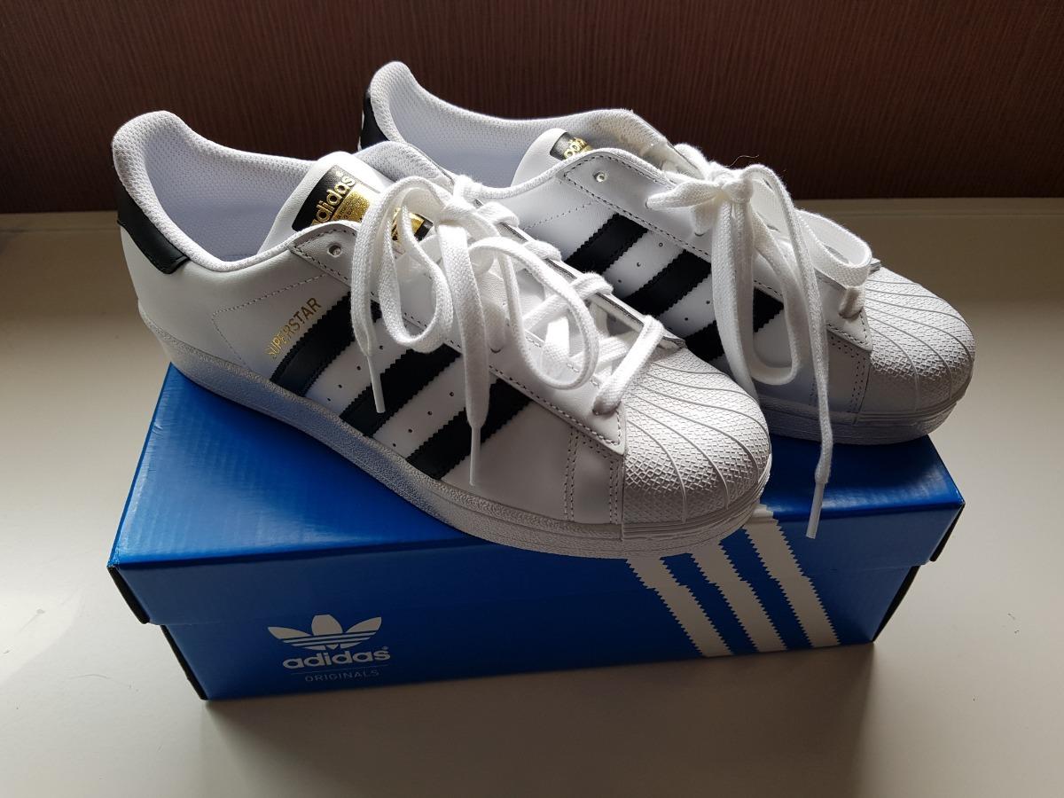 c43d2c036fa tênis adidas superstar original com nota fiscal comprado usa. Carregando  zoom.
