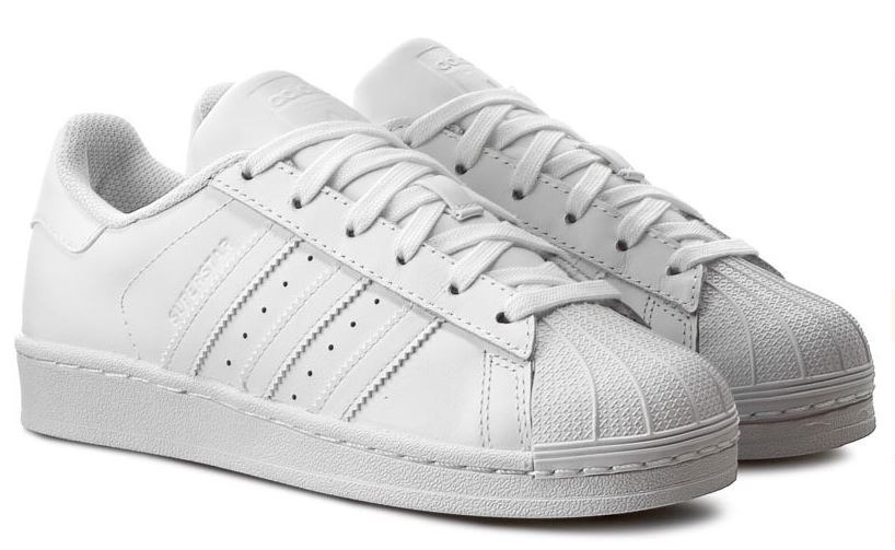 tênis adidas superstar originals branco masculino feminino. Carregando zoom. 4abc7bc2182ca
