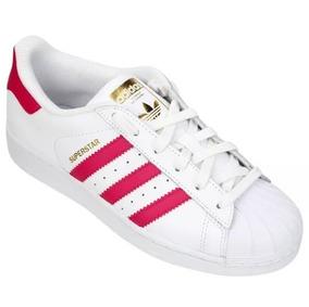c5cce2a2d Adidas Superstar Preto E Dourado - Calçados
