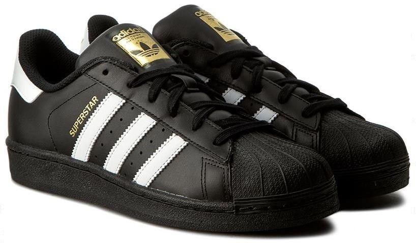 tênis adidas superstar originals preto e branco unissex. Carregando zoom. 45b76d91f917b