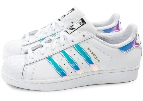 e375b9455fb Tênis adidas Superstar Originals - Refletivo Holográfico - R  298