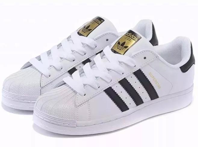 9af56a8ccc6 Tênis adidas Superstar Originals Unissex Outlet - R  219