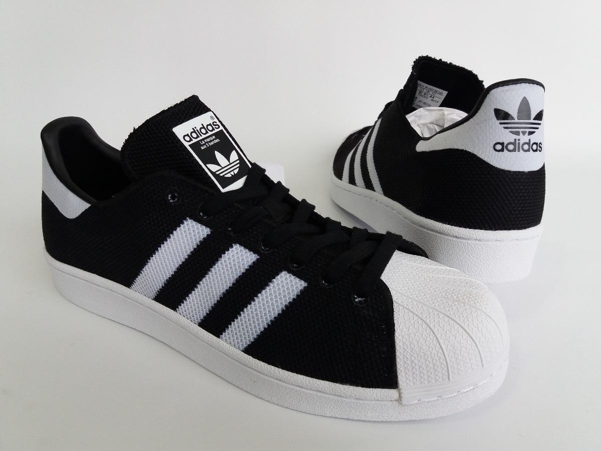 b322f0bb68c ... reduced tênis adidas superstar preto branco original. carregando zoom.  7d7e5 16480