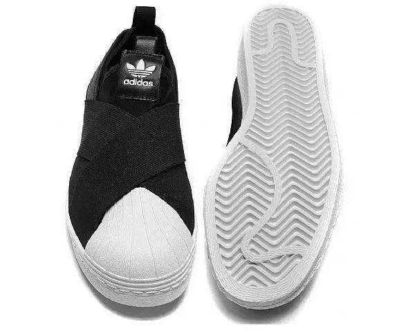 4f46d329c58 Tênis adidas Superstar Slip On Black Friday 50% Off - R  209