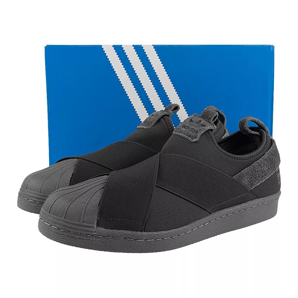 4cfd9e7ca Tênis adidas Superstar Slip-on Masculino Original - R$ 449,99 em ...
