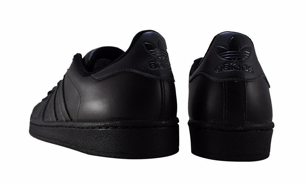 1d4528b9387 tênis adidas superstar todo preto original a pronta entrega. Carregando  zoom.