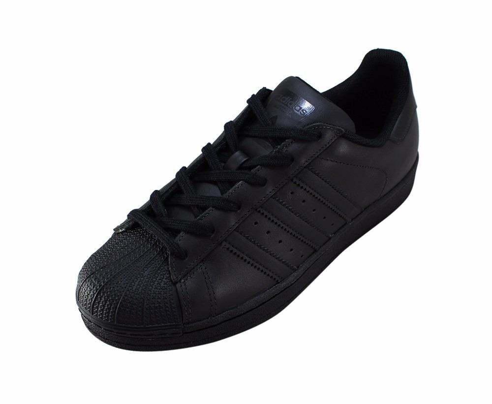 d4fab5c800a tênis adidas superstar todo preto original a pronta entrega. Carregando  zoom.