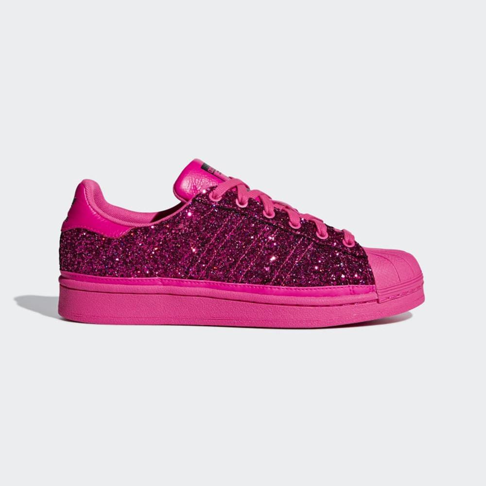 4d3cbf6a76 tênis adidas superstar w shock pink rl36. Carregando zoom.