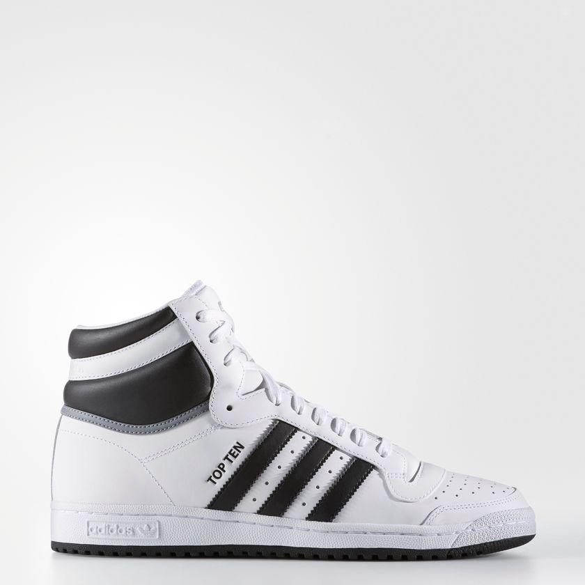 Tênis adidas Top Ten Hi - Original - R  255 ef6b6affa6095