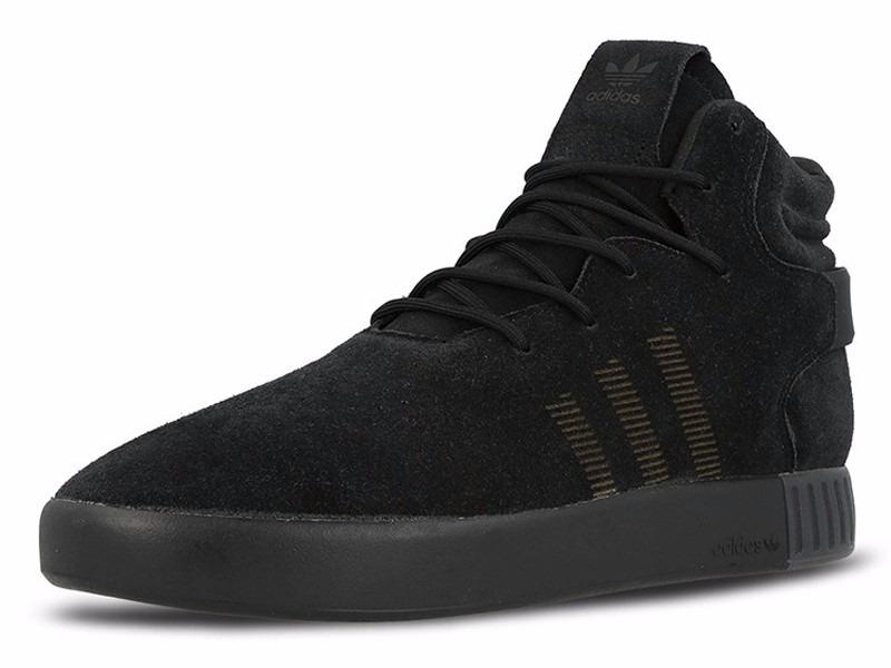 Tênis adidas Tubular Invader All Black Mid Preto S81797
