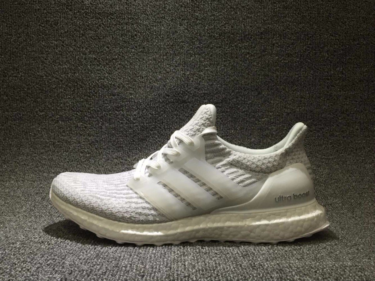 e3b626ed0b ... latest fashion 96284 a82a5 tênis adidas ultra boost 3.0 triple white  ba8841. Carregando zoom. ...