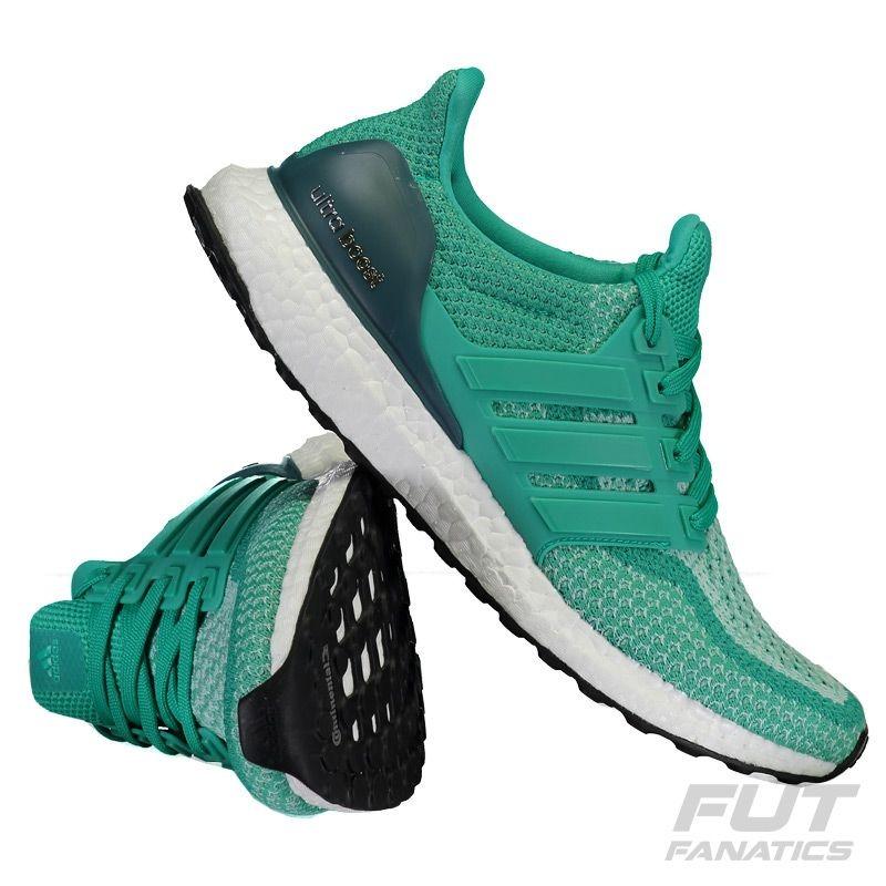 b0efbf6d23 tênis adidas ultra boost feminino verde - futfanatics. Carregando zoom.