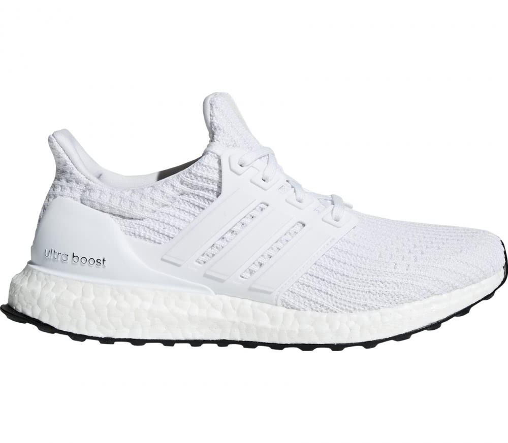 tênis adidas ultraboost 4.0 triple white all white branco. Carregando zoom. 5f3ef821ea636