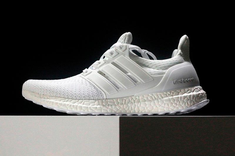 2a6cb157d45ab tênis adidas ultraboost white. Carregando zoom.