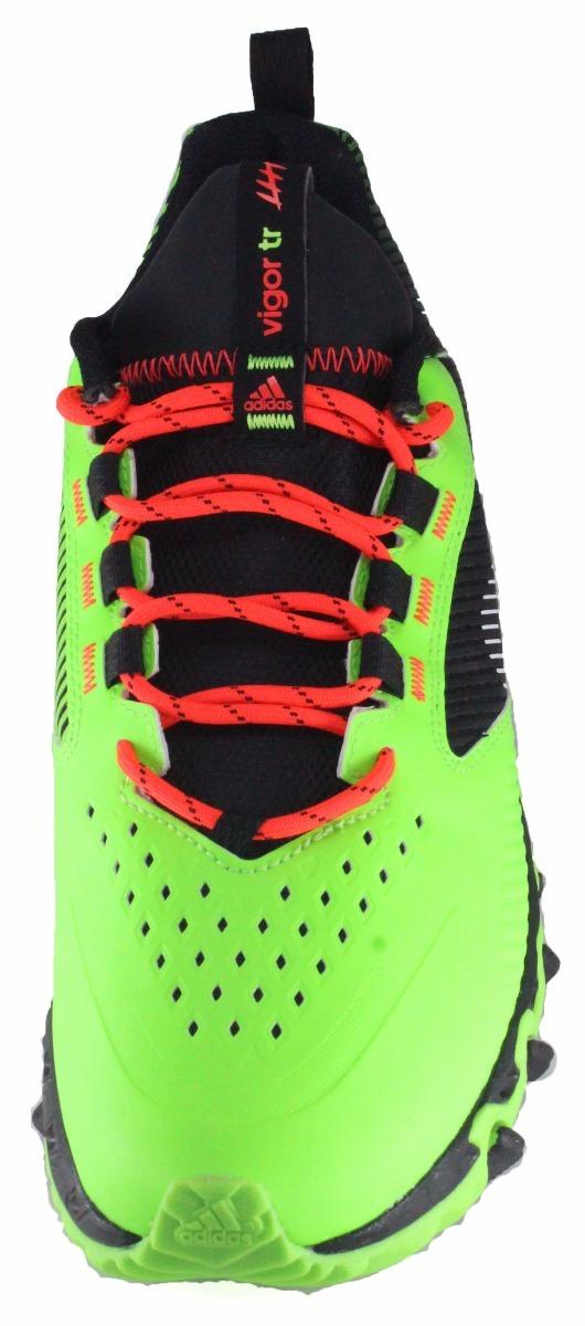 7ed4a51ffce tênis adidas vigor 5 tr m verde preto novo! Carregando zoom.