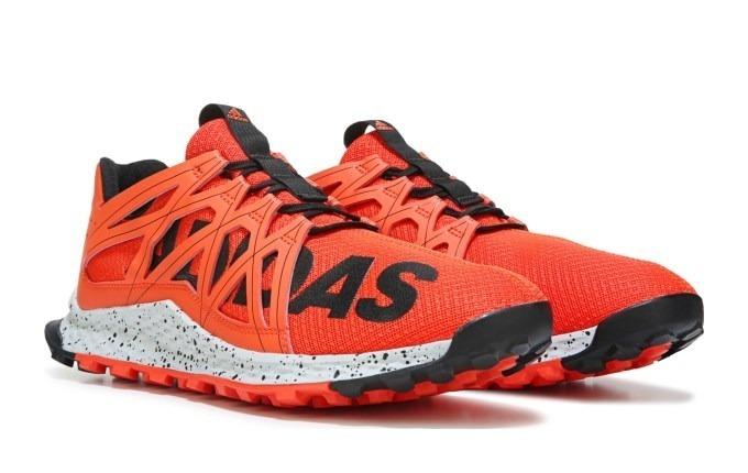 87562e1f04 Tênis adidas Vigor Bounce M Laranja Original - R  238