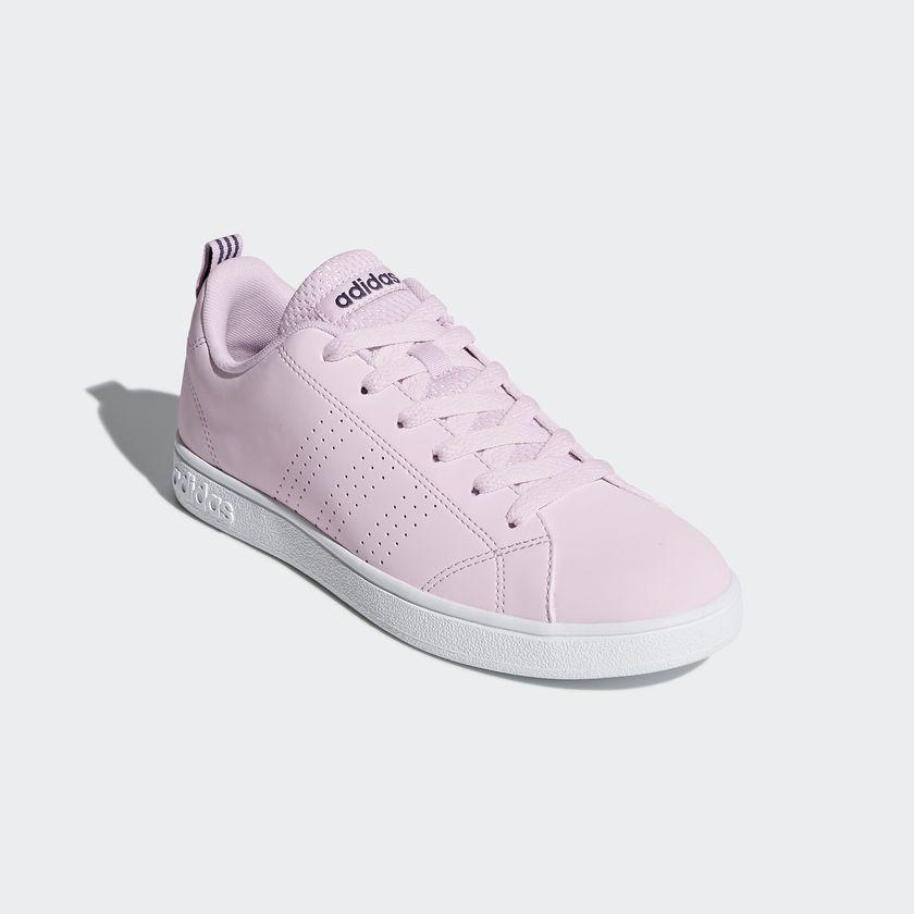5780692261a tênis adidas vs advantage clean feminino - rosa. Carregando zoom.