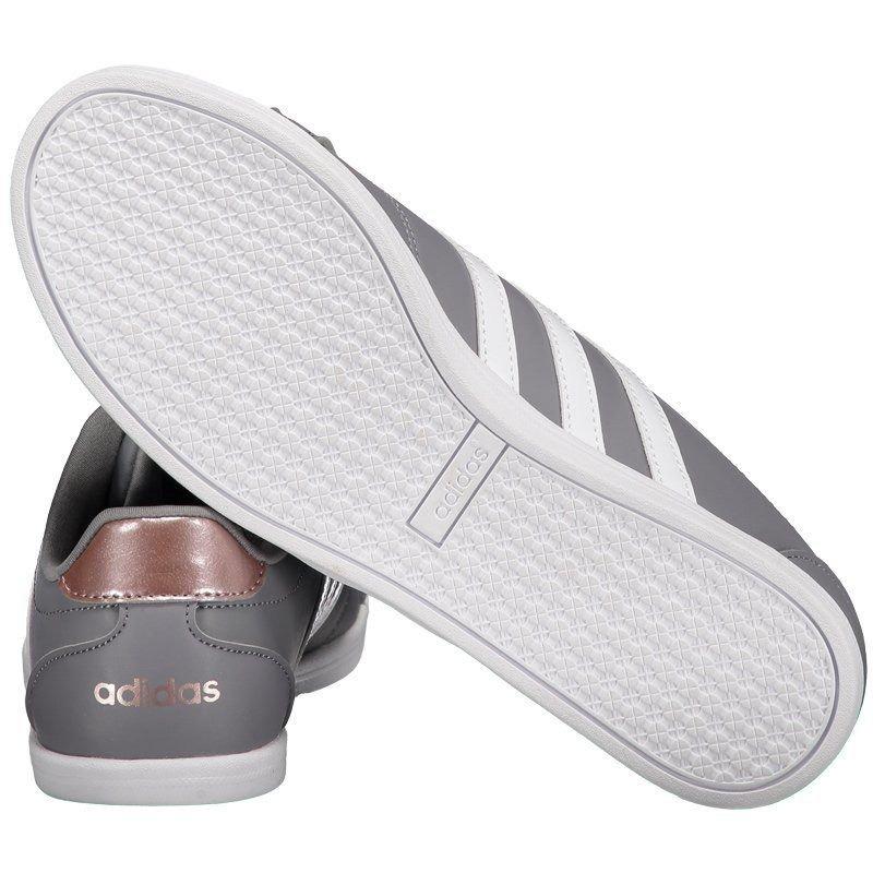 3a72f0ab30500 Tênis adidas Vs Coneo Qt Feminino Cinza - R$ 169,90 em Mercado Livre