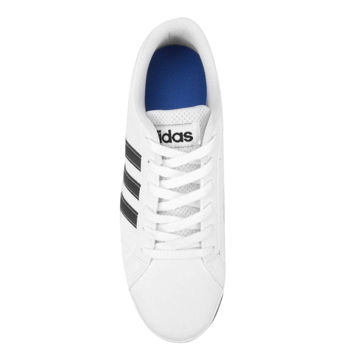 b0f010b56 Tênis adidas Vs Pace Aw4594 Branco preto 361102