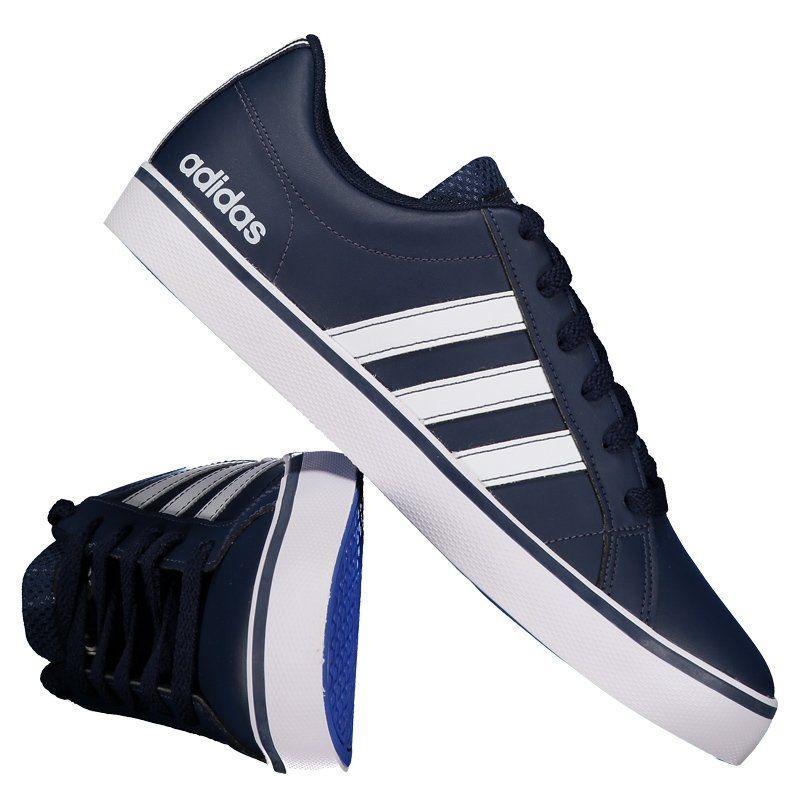 ea2ef2f054 Tênis adidas Vs Pace Marinho - R$ 209,90 em Mercado Livre