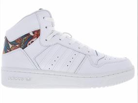 heißer verkauf Tenis Guess Ginroe White Silver Adidas Tênis