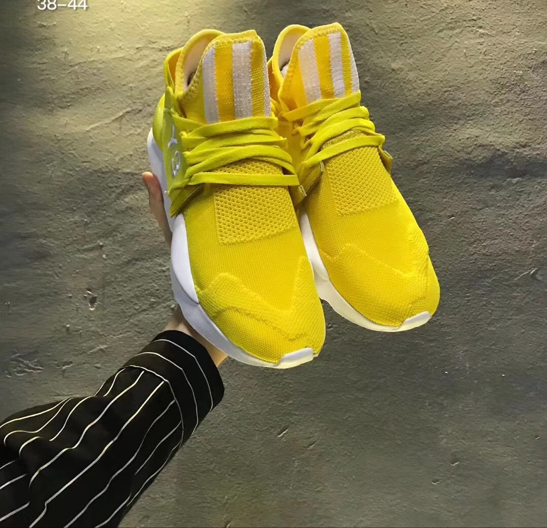 a1435170842 ... where can i buy tênis adidas y 3 kaiwa chunky primeknit yellow. carregando  zoom.