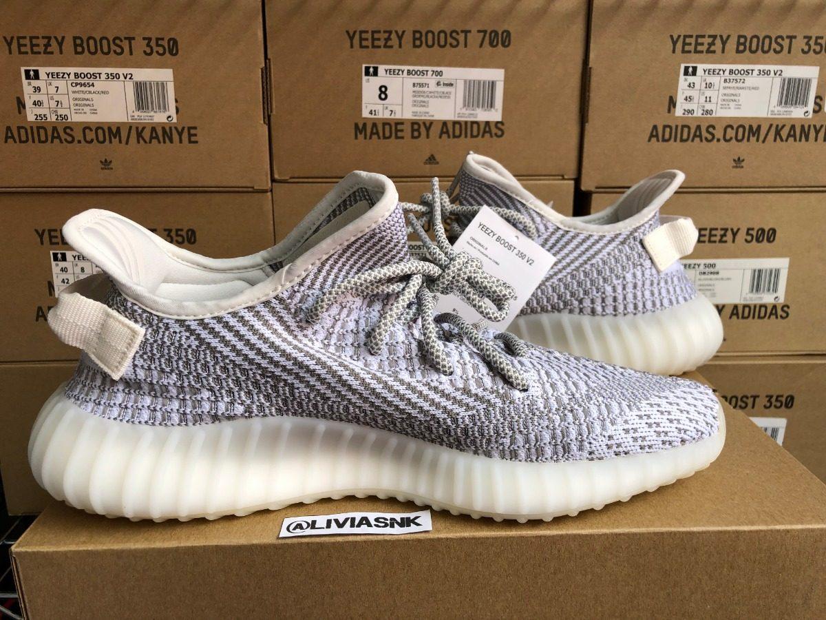 Tênis adidas Yeezy 350 Boost Static Original Kanye West