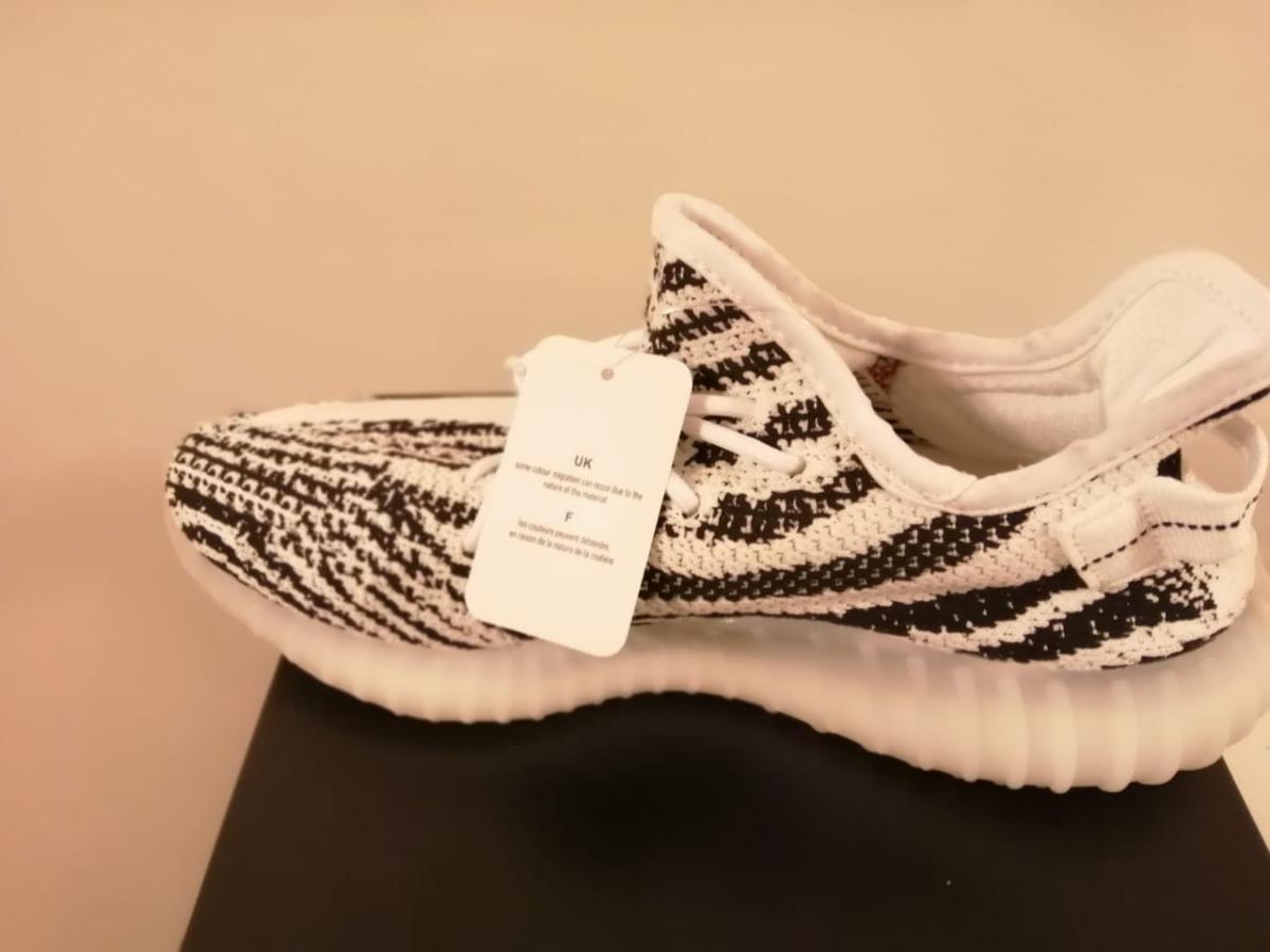 882af11fe44 tênis adidas yeezy boost 350 v2 zebra-tamanho 40. Carregando zoom.