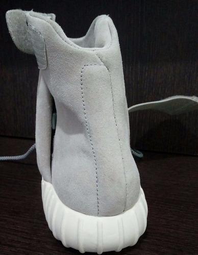 tênis adidas yeezy boost 750 grey - tamanho 38