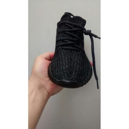 tênis adidas yeezy boost350 black fotos reais pronta entrega