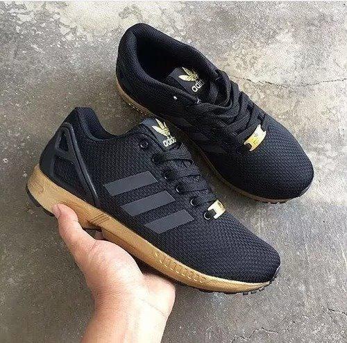 e7415dda66 ... tênis adidas zx flux black gold original frete grátis buy cheap 530fc  ee67e ...