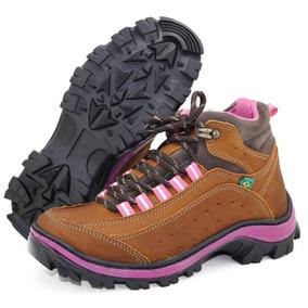 2a59ce544 Bota Trekking Feminina Quechua Atron Shoes - Botas Outras Marcas ...