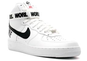 66cec0b724a Tenis Bota Masculino Nike Air Force Cano Longo - Calçados