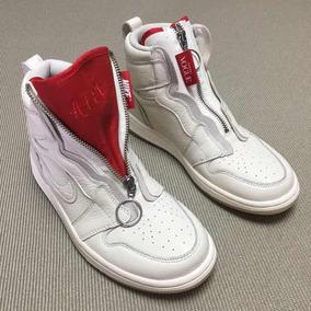 37114b7d3 Dna Donati Creme Nike Air Jordan - Tênis no Mercado Livre Brasil